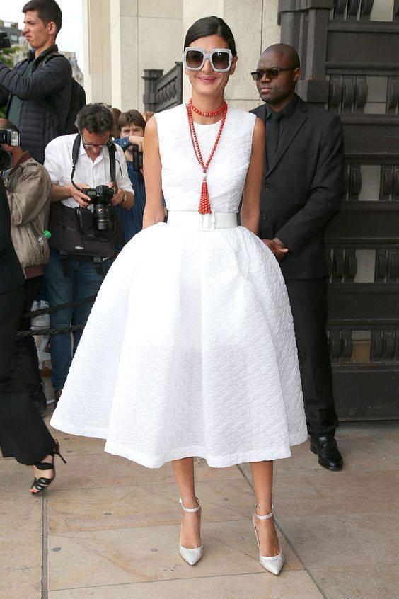 платье нью-лук