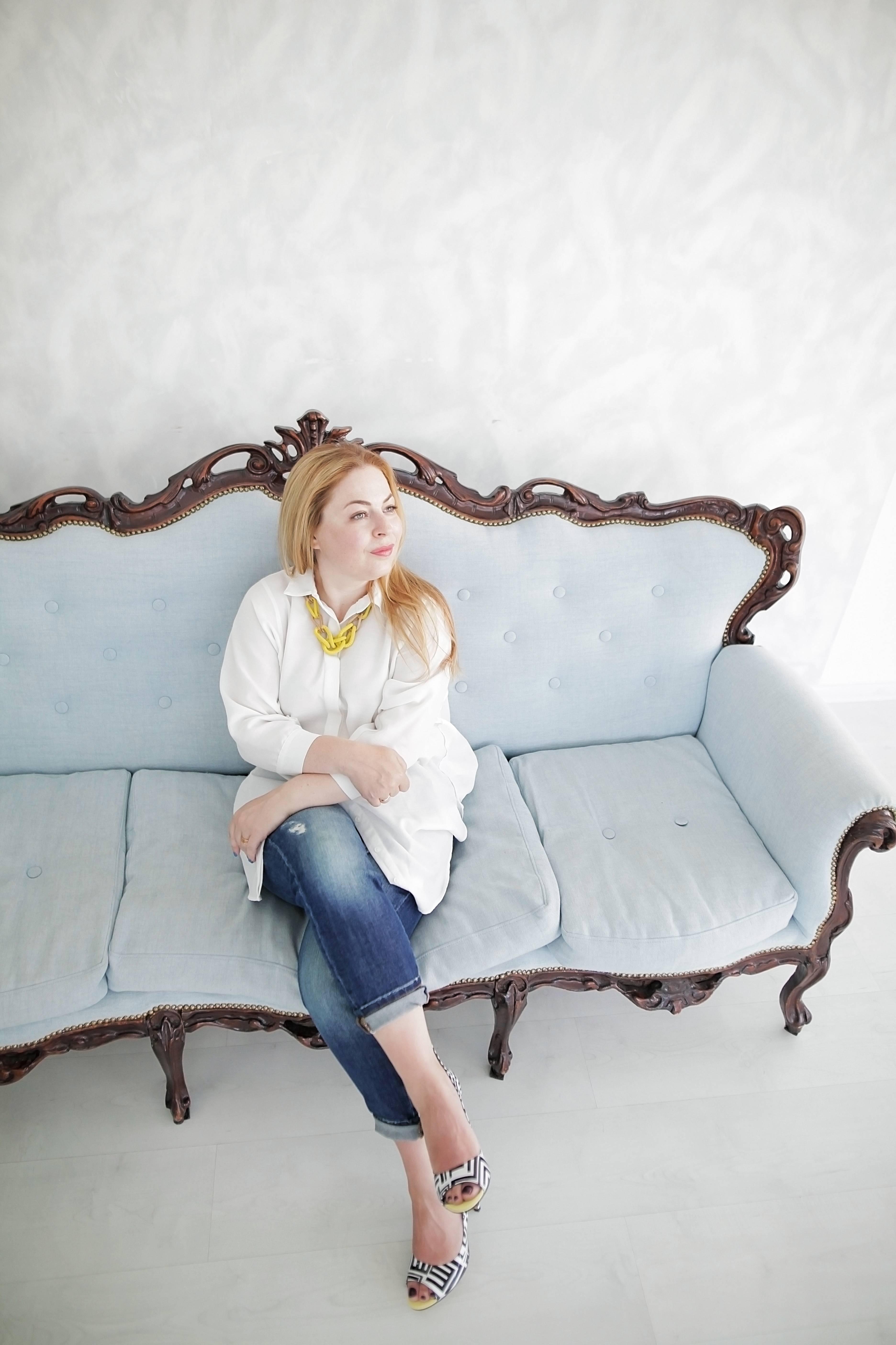 Модный блогер Cloche