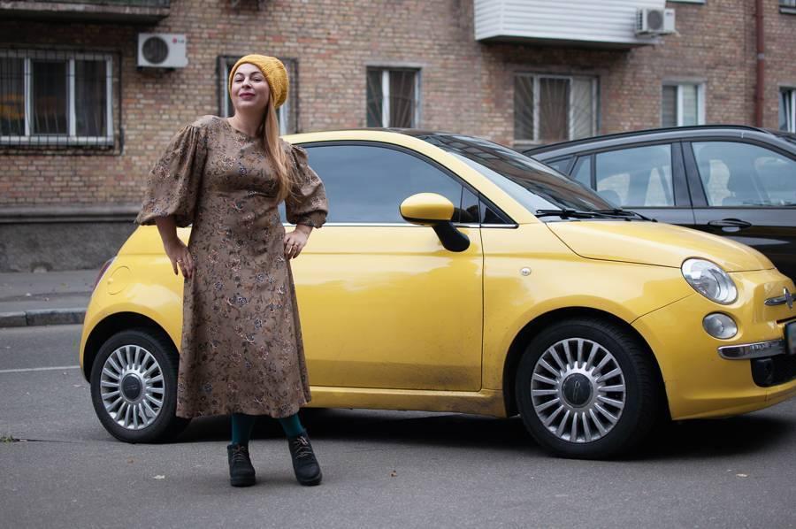 Модные осенние платья 2016