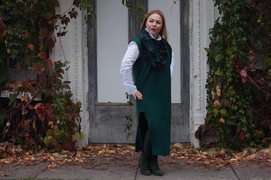 Белая рубашка, платье монохром, украинские бренды, как одеваться женщине маленького роста