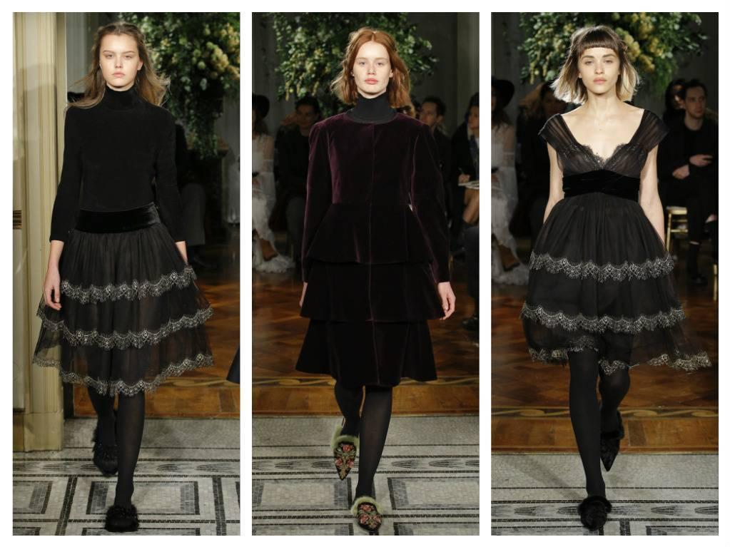 модные колготки осень-зима 2017