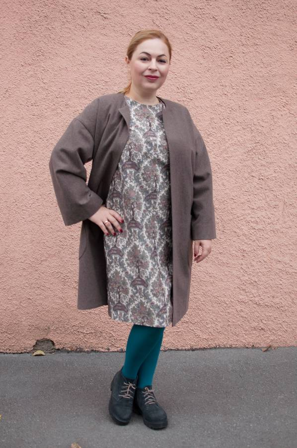 2e28e2b768f модные платья прямого кроя 2016 фото украинские бренды