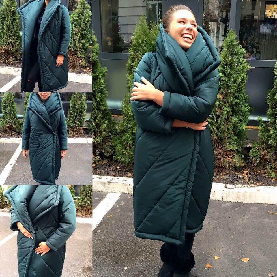 Женские зимние пальто Made in Ukraine Trempel