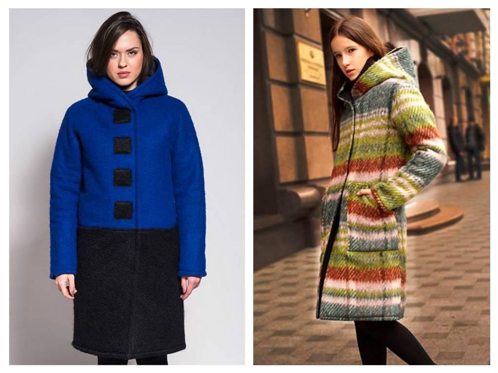 женские пальто Mallmen