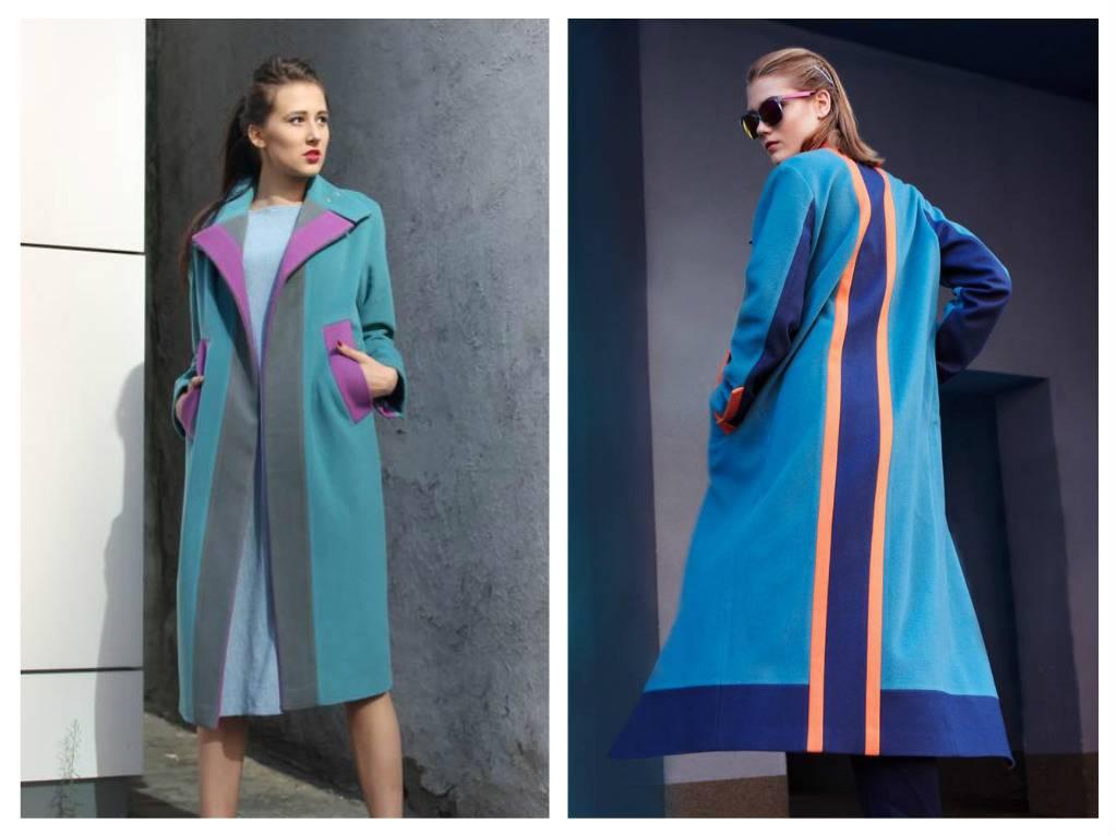 made in Ukraine женские пальто TB coats