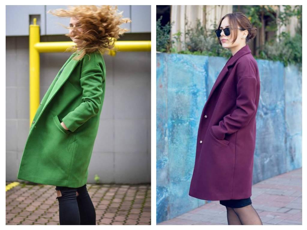 модные женские пальто made in Ukraine Trempel