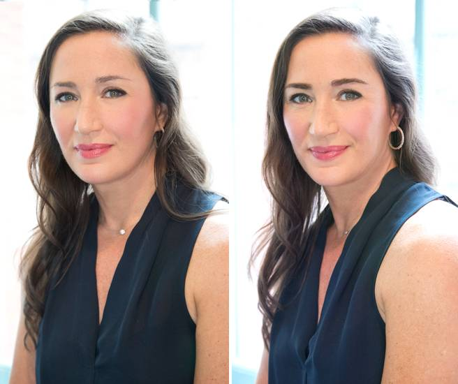 вечерний макияж после 40 для женщин фото брови
