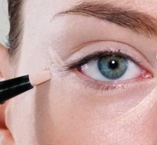 вечерний макияж после 40 для женщин фото макияж глаз консилер