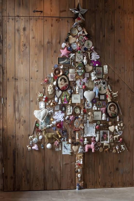как украсить елку как нарядить елку своими руками елка из декора