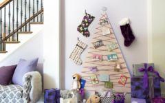 как украсить елку нарядить елку необычно