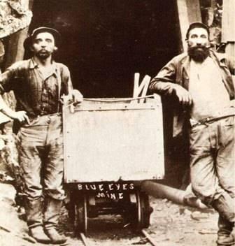 История джинсов деним