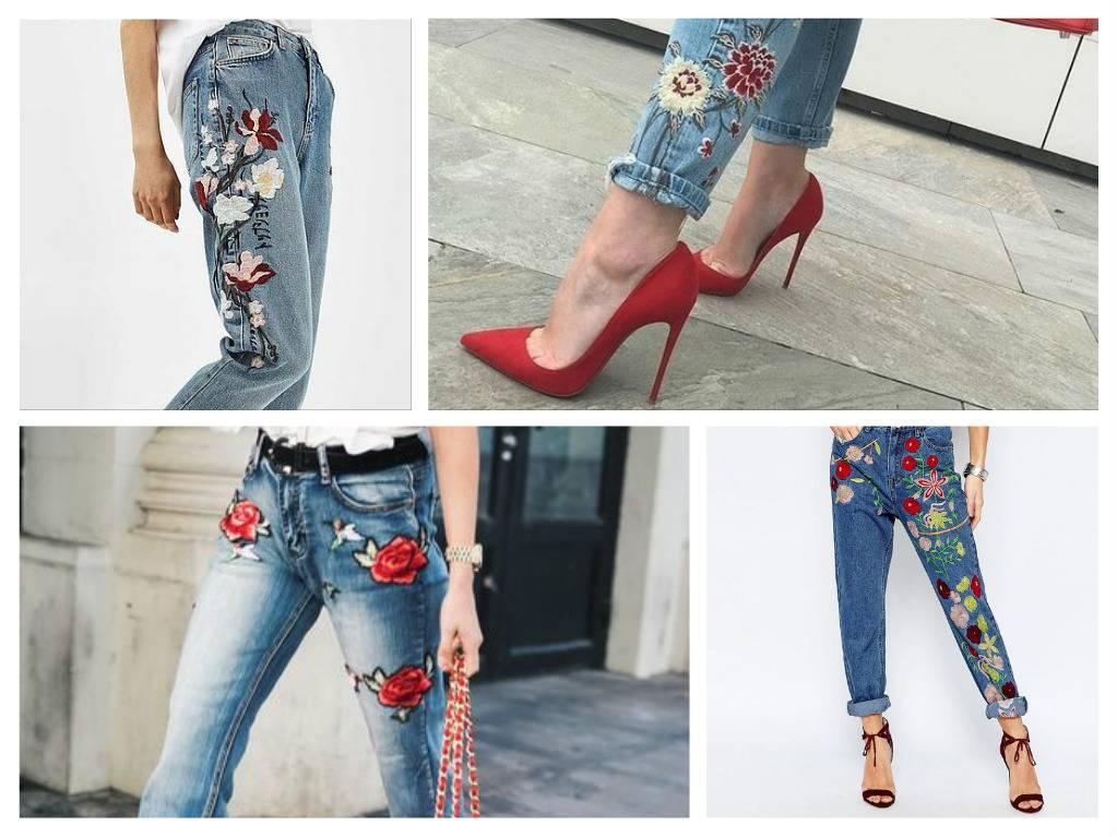 какие джинсы в моде 2017 какие джинсы модные какие джинсы носить модные тренды фото