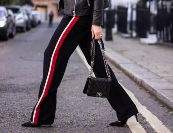 с чем носить треники с лампасами блог о стиле и моде