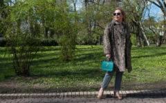 капсульный гардероб весна лето 2017 что носить в офис костюм сочетание принтов