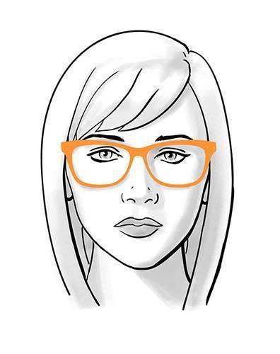 как подобрать очки по типу лица правильно как подобрать очки для зрения модные очки 2017 оправы как выбрать очки под цвет глаз