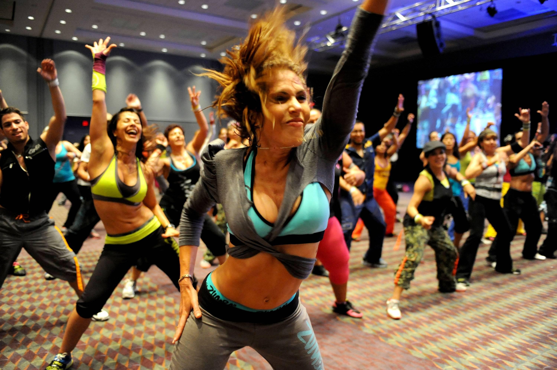 как похудеть фитнес тренировки