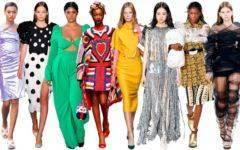 модные тренды весна 2018