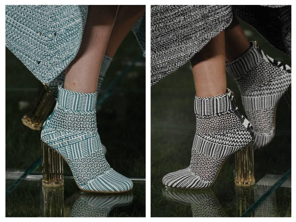 модная обувь весна 2018 лето модные тренды какая обувь в моде ferragamo