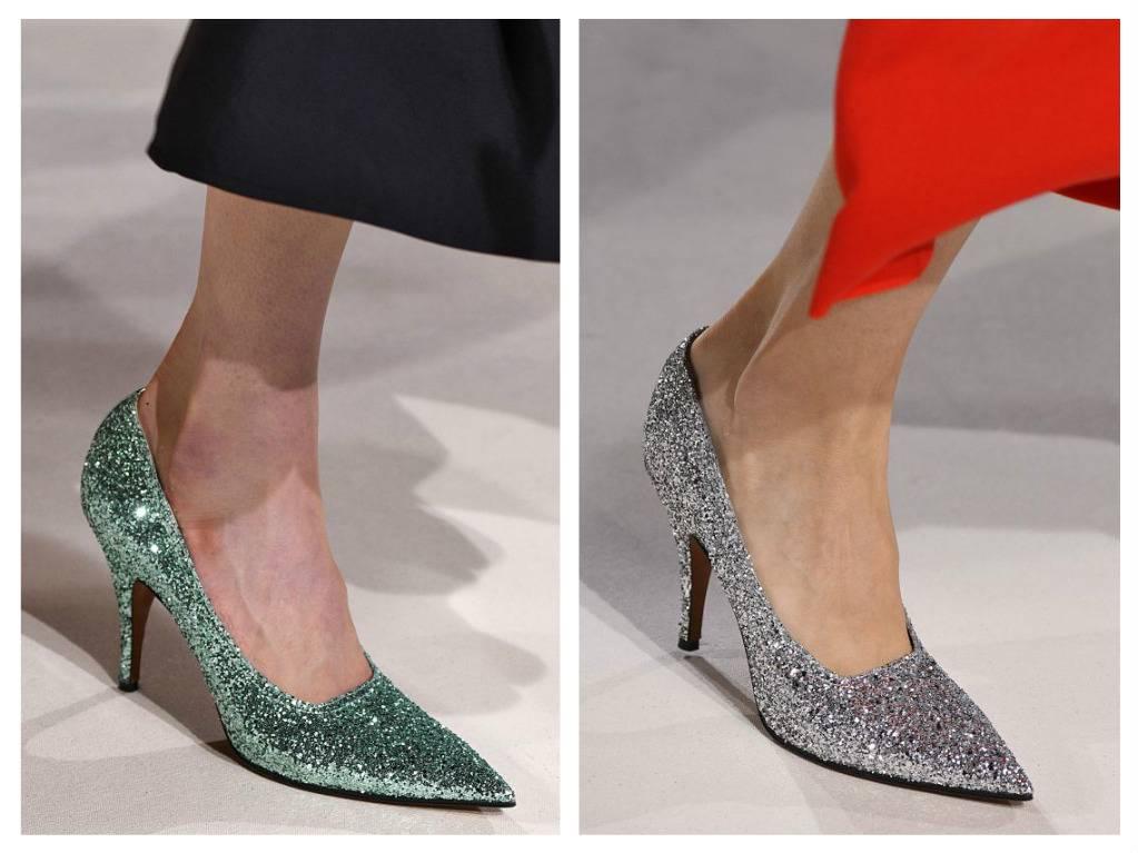 модная обувь весна 2018 лето модные тренды какая обувь в моде victoria beckham