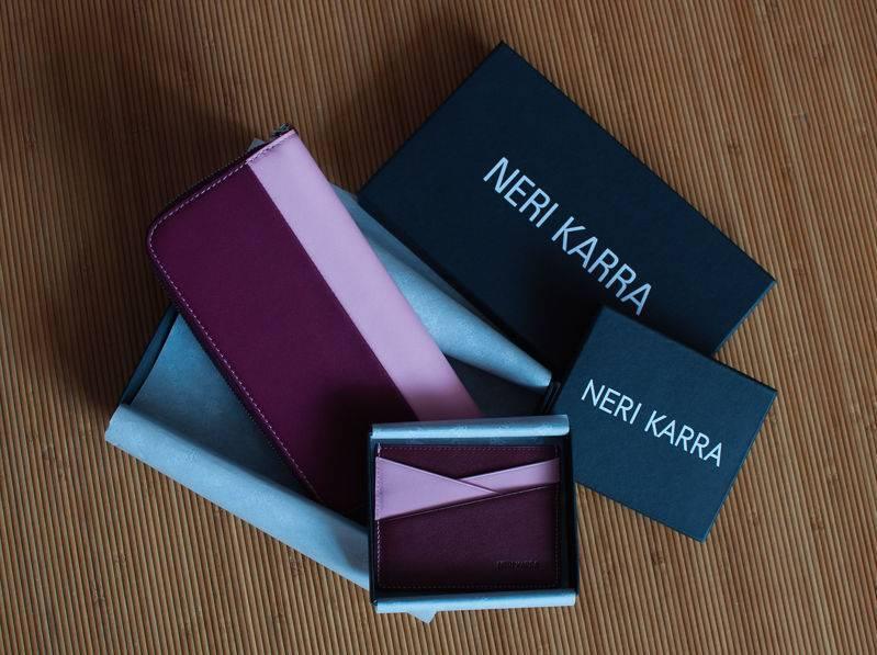 Кошельки Nerri Kara кожаные аксессуары