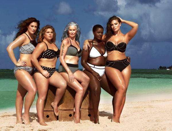 полные женщины на пляже купальники для полных женщин повні жінки на пляжі готова для пляжа идеальное тело бикини