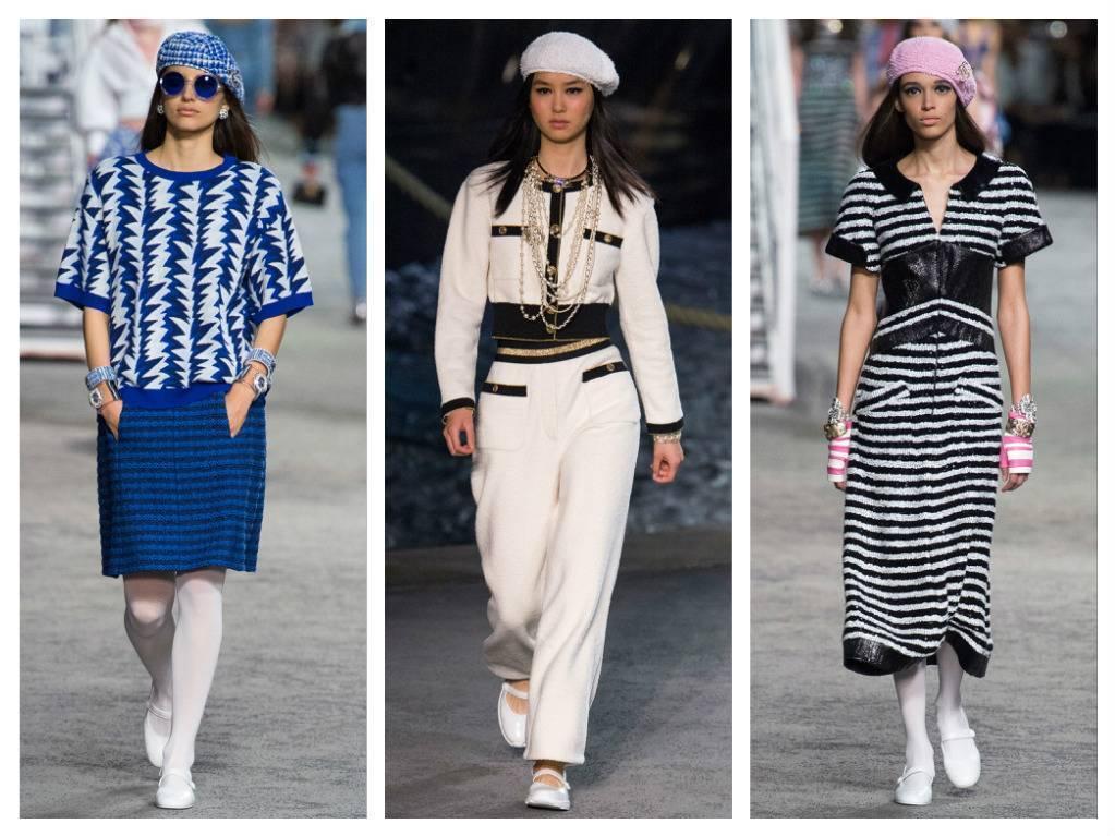 модные аксессуары весна лето 2018 береты какие в моде как носить