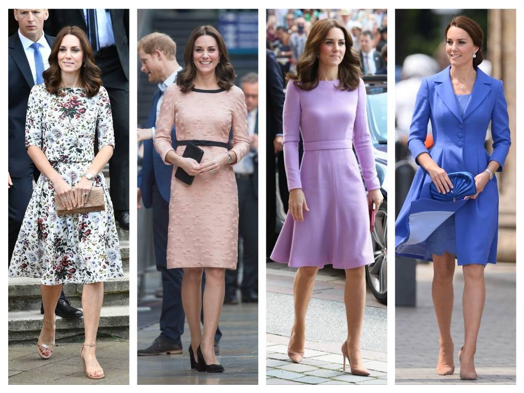цнотливий одяг модний тренд скромні сукні Кейт Мідлтон