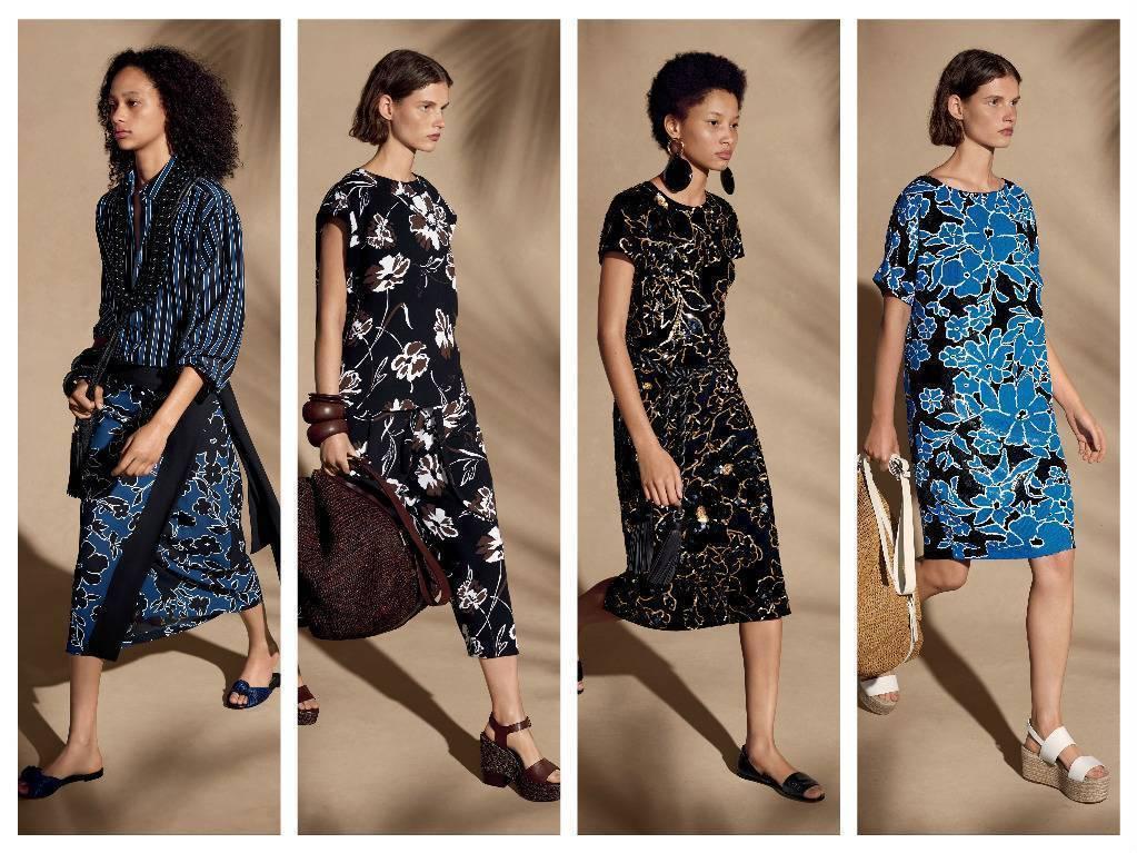 цнотливий одяг модний тренд скромні сукні Майкл Корс