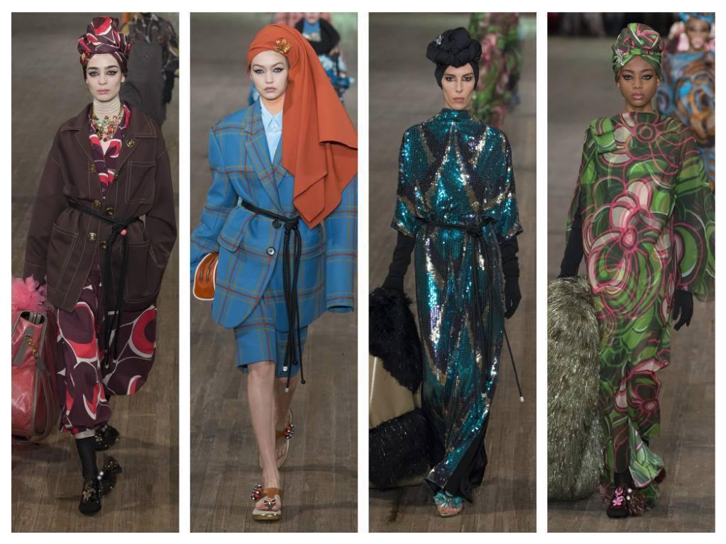 цнотливий одяг модний тренд скромні сукні Марк Джейкобс целомудренная одежда модный тренд скромные платья