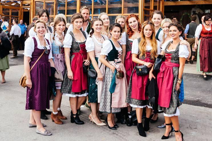 как одеваются в Мюнхене что носят в Германии