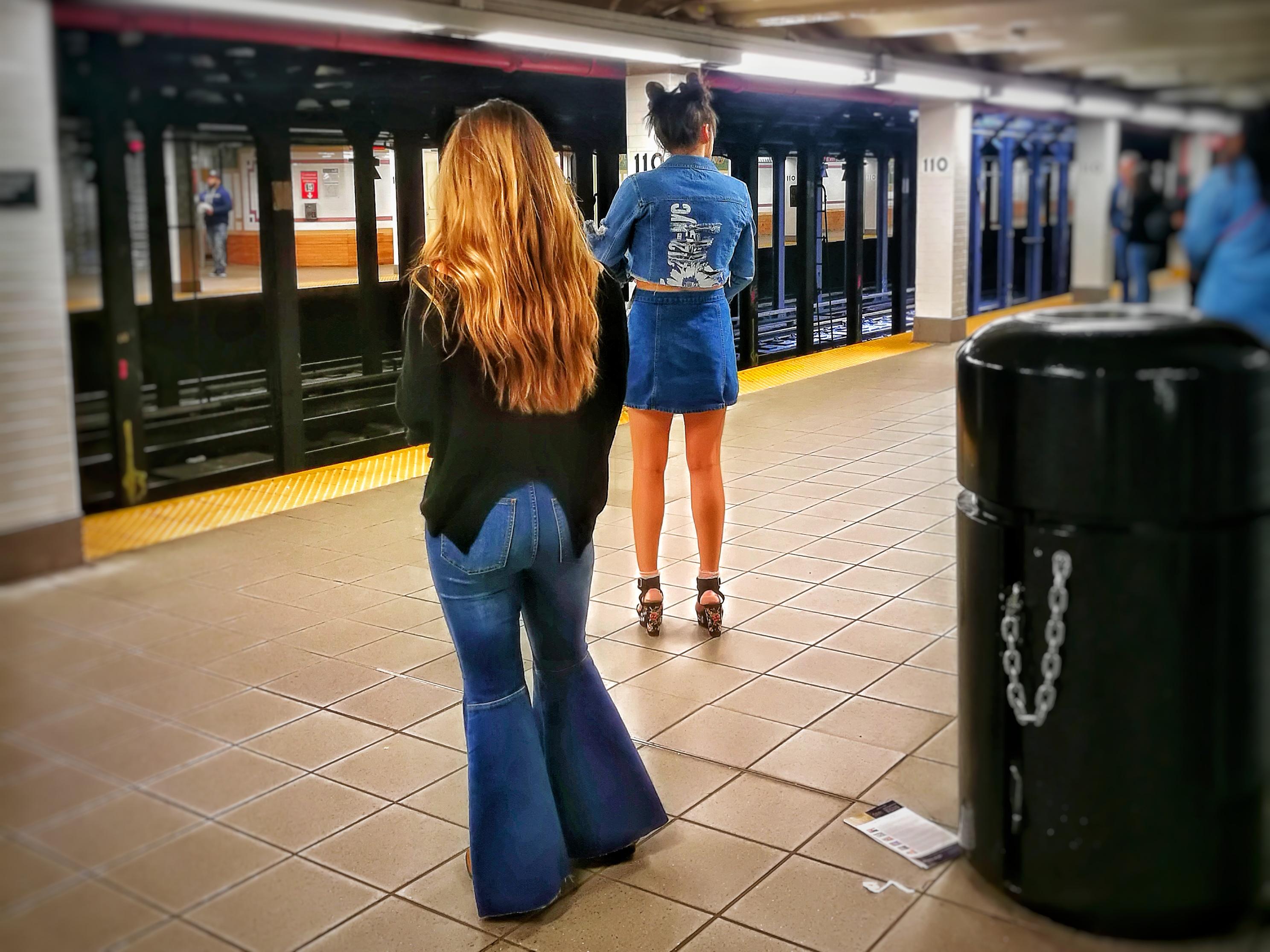 Что носят в Нью-Йорке как одеваются що носять у Нью-Йорку