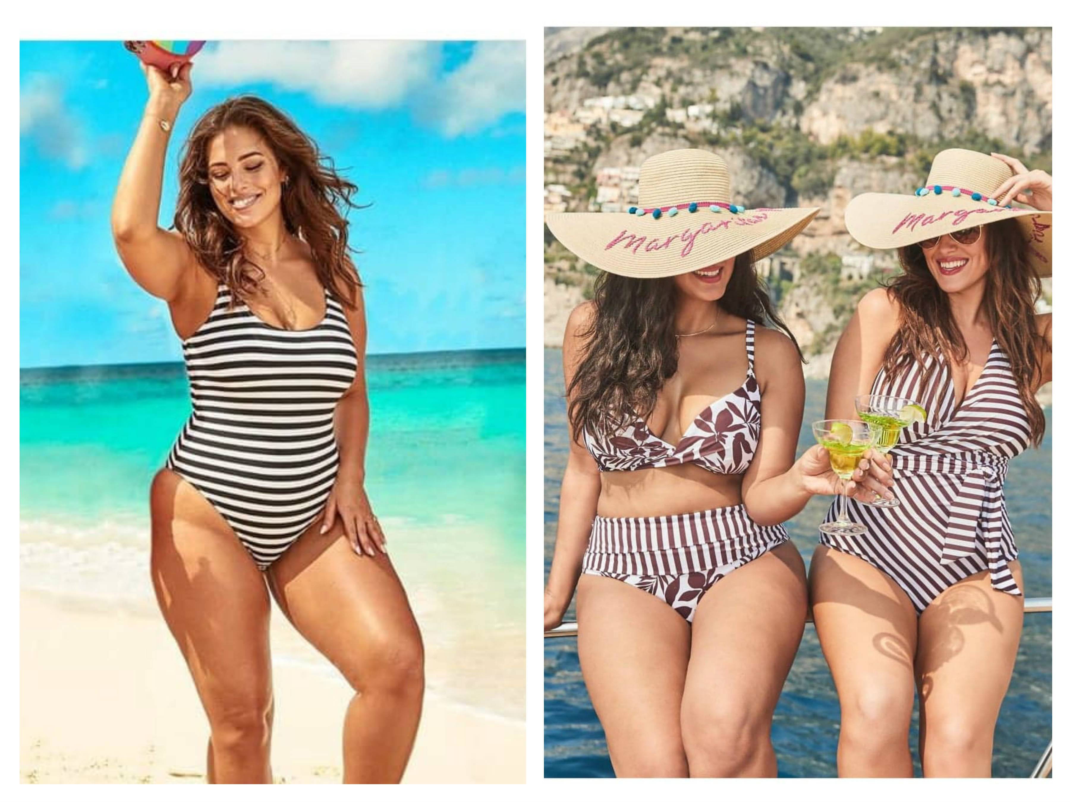 купальник по типу фигуры как выбрать купальник на большой размер модный цельный раздельный