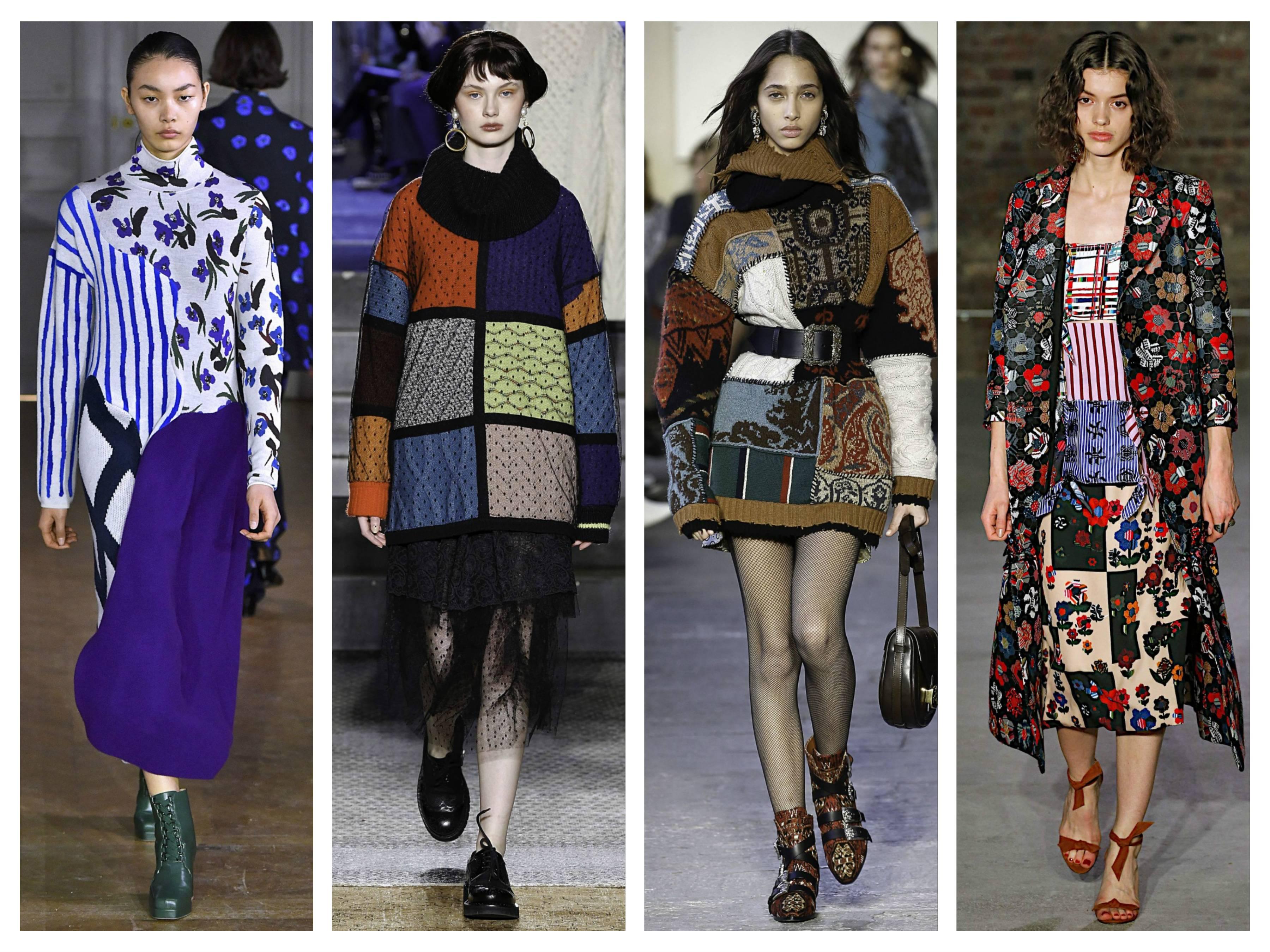 модные тренды осени 2019 2020 что модно этой осенью модні тренди осені