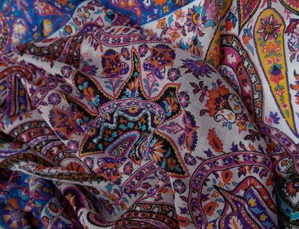 Etro принт пейсли турецкие огурцы