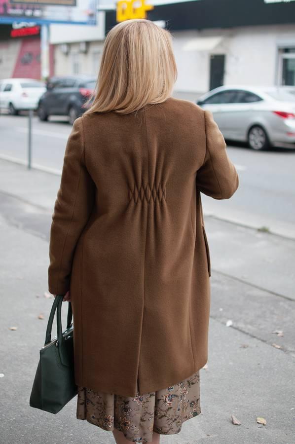 Модные осенние пальто 2016