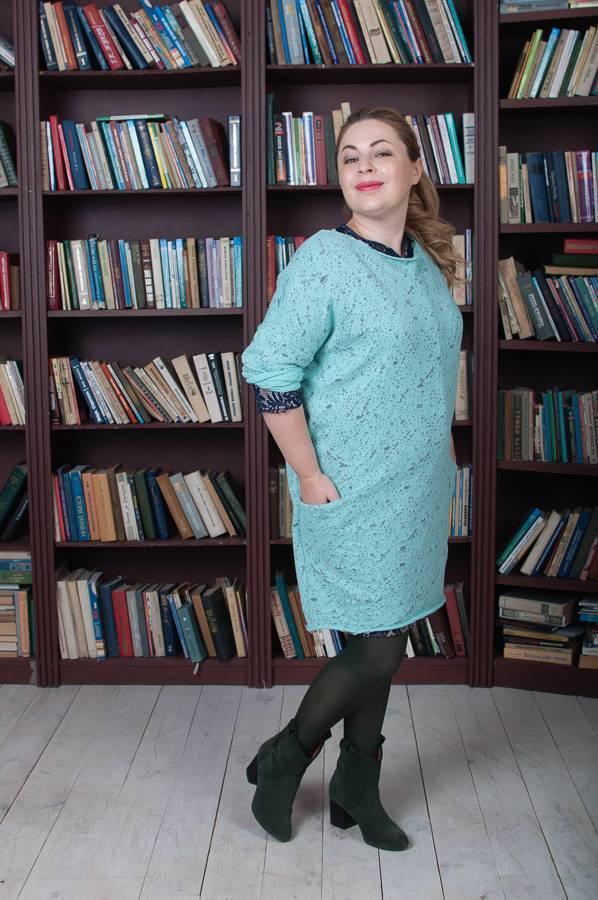 купить платье на корпоратив новогодний можно носить платье на каждый день туника кокон