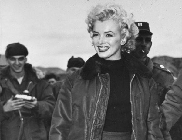 куртка бомбер женская фото мерилин монро