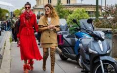 як вдягаються італійки в Італії італійський стиль
