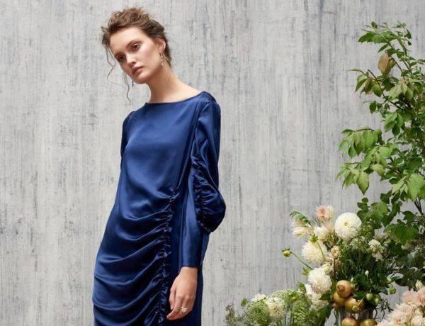 цнотливий одяг модний тренд скромні сукні